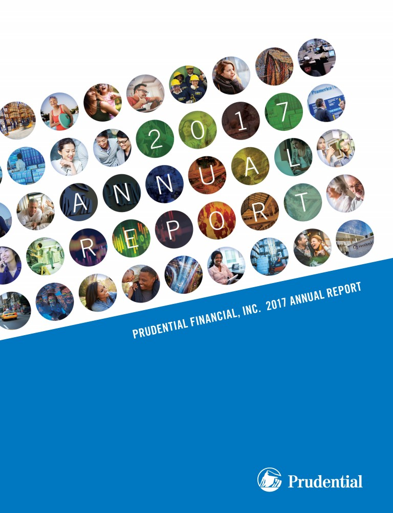 Prudential Financial Inc 2017 Annual Report